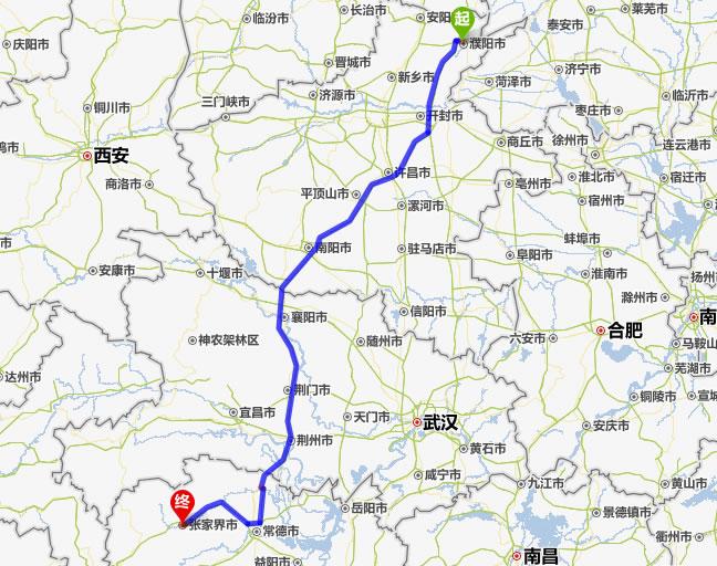 濮陽到張家界自駕車旅游線路(距離最短) 張家界到周邊旅游景點路線情況: 張家界市至武陵源段屬高等級公路,道寬、路況好。 張家界市至吉首市的高速已于2014年開通,汽車將近3小時即可抵吉首市。 吉首市至鳳凰古城的高速公路也已與2012年建成通車(吉首到鳳凰古城現在40分車程)。 隨著各段公路的不斷改造,現在張家界及湘西地區的道路條件已大大改善,已不再是以前的公路十八灣了。 張家界自駕游旅游線路推薦: